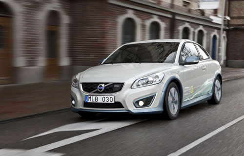Volvo C30 ELECTRIC 2010