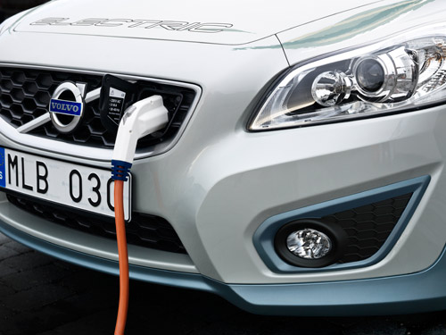 Volvo Car Corporation Chargeur rapide 2012