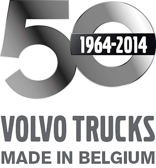 Volvo Trucks : 50 years made in Belgium