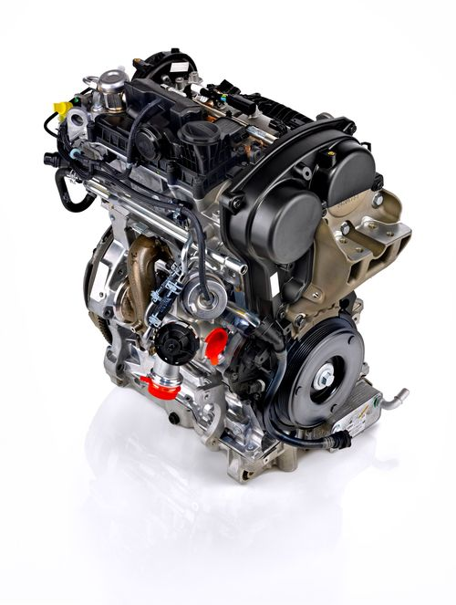 Volvo 1.5 Drive-E 3 cyl engine 2015