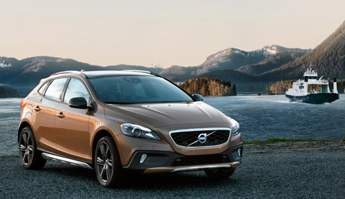 Volvo V40 Cross Country 2013