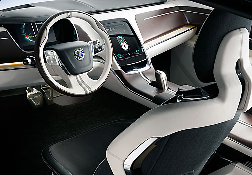 Volvo Concept You IAA 2011