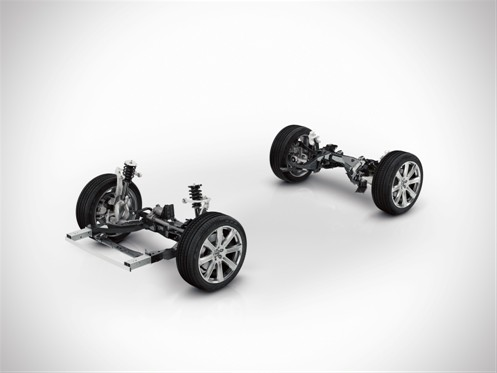 Volvo XC-90 - Scalable Product Architecture - 2014
