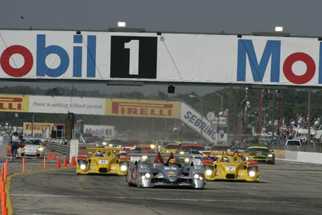 54th Annual Mobil 1 Twelve Hours of Sebring.