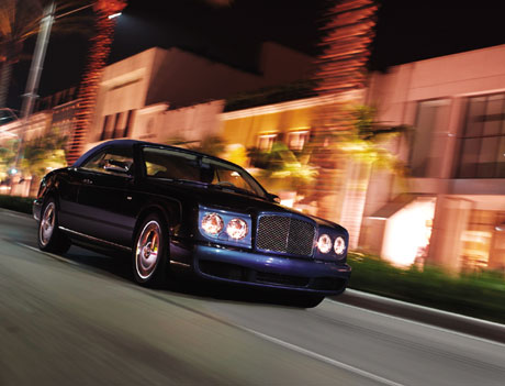 Bentley Azure 2006.