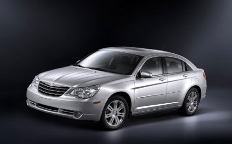 2007 Chrysler Sebring.