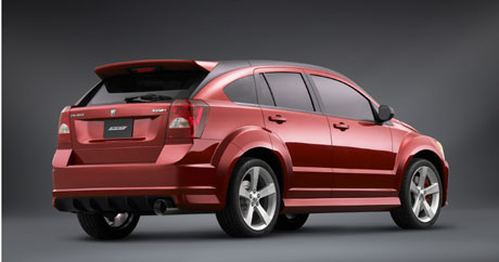 2007 Dodge Caliber SRT4.