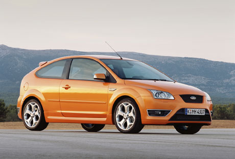 Ford Focus ST 2006.