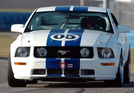 Antique Association Auto Daytona Racing on Sports Car Racing  Ford Racing Mustang Gt To Compete In Grand Am Cup