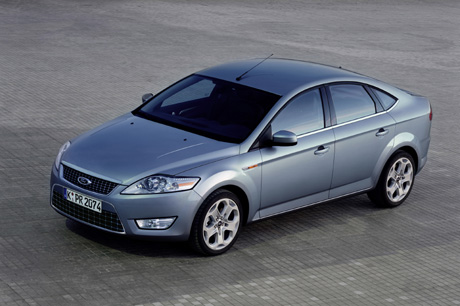 2008 Ford Mondeo.