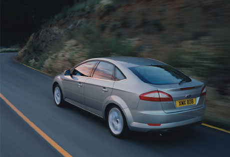 2007 Ford Mondeo.
