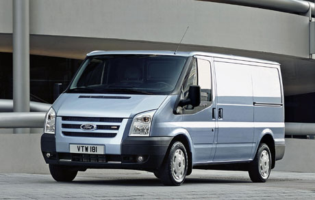 2006 FORD Transit (UK).