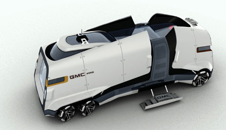GMC Pad Concept (Los Angeles 2006).