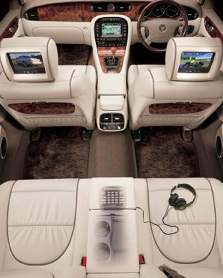 voiture luxe interieur images