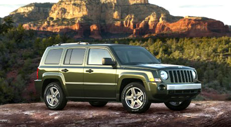 2007 Jeep® Patriot.