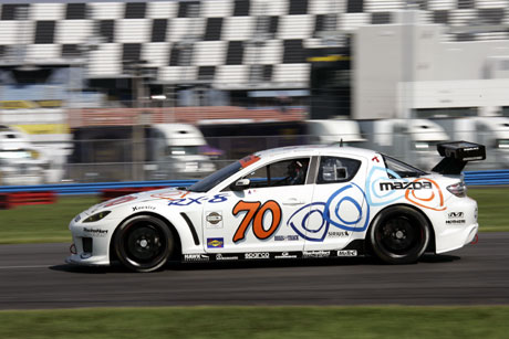 Championship Auto Racing Teams 2005 Schedule on Speedsource Has Over A Decade Of Mazda Racing Experience Including