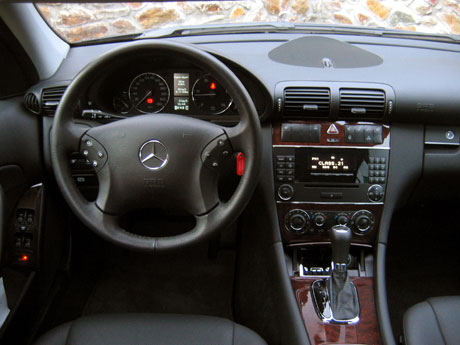 test mercedes benz c 200 cdi elegance automatic automanie. Black Bedroom Furniture Sets. Home Design Ideas
