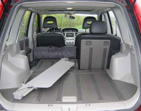 essai nissan x trail 2 2 dci elegance du 22 au 28 09 2004 automania. Black Bedroom Furniture Sets. Home Design Ideas