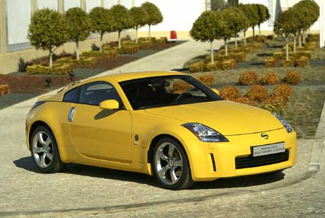 nissan 350z 35 me anniversaire s rie limit e automania. Black Bedroom Furniture Sets. Home Design Ideas