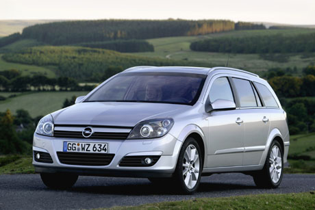 Opel Astra Break 2006.