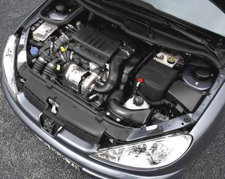 peugeot 206 cc d s maintenant disponible avec le moteur 1 6 hdi turbo diesel automania. Black Bedroom Furniture Sets. Home Design Ideas