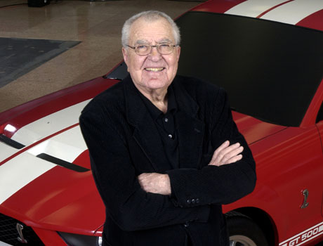 Carroll Shelby.