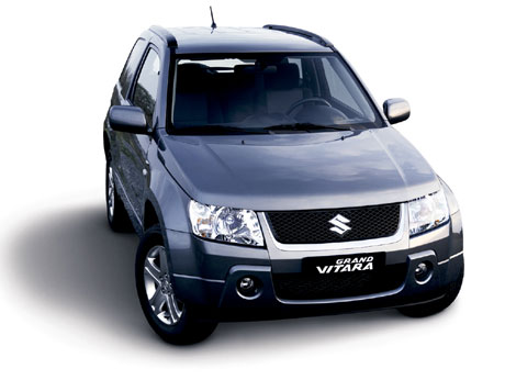 Suzuki Grand Vitara 5Doors 2006.