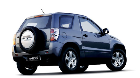 Suzuki Grand Vitara 3Doors 2006.