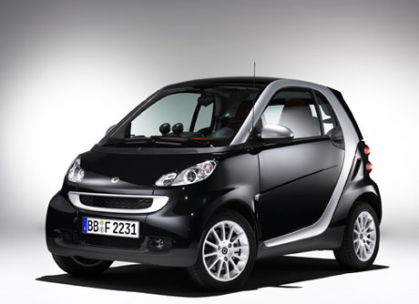 2007 smart fortwo.