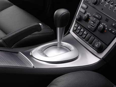 Volvo Spaceball Gearshift 6 Speed.