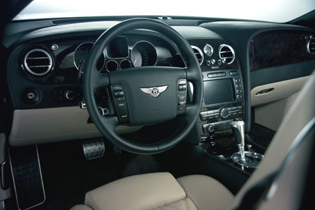 2007 Bentley Continental Flying Spur Mulliner Driving Specification.