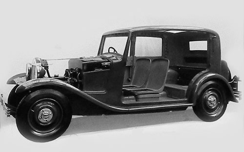 1932 Lancia Augusta Related Infomationspecifications Weili