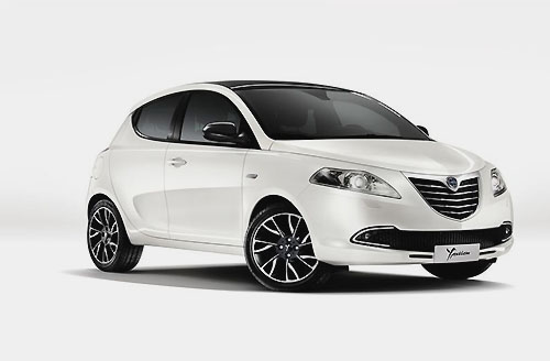 Lancia New YPSILON 2011-2012