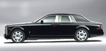 Rolls-Royce Motor Cars annonce une augmentation de la liste d'options pour la Phantom.
