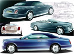 Bentley Arnage Drophead Coupé.  Le cabriolet 4 places le plus exclusif.