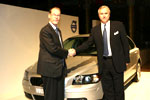 Volvo Cars lance la production de la Volvo S40 en Chine