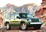 Le nouveau Jeep® Patriot 2007