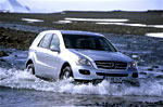 Mercedes-Benz ML 420 CDI 4MATIC.