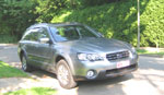 ESSAI: Subaru Outback 2,5i AT AWD Executive Pack.