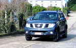Essai : Nissan Pathfinder 2,5 dCi LE + IT-Pack.