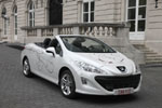 Concours  Peugeot  308  CC  «Yes»  2009