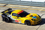 Chevrolet :  Nouvelle Corvette Racing C6.R et production de la Corvette ZR1