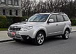 Essai : Subaru Forester 2.0D XS Executive Nav AWD