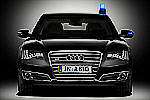 L'Audi A8 L Security 2011 à protection renforcée