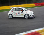 Trofeo Abarth 500 Selenia Europe
