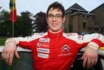 Citroën Racing : Thierry Neuville rejoint les rangs du WRC