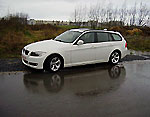Essai : BMW 320d Touring EfficientDynamics Edition.