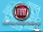 «eco:Drive Virtual Challenge» : Fiat célèbre sa collaboration avec le projet «Our Future Mobility Now»