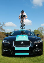 Jaguar et Team Sky annoncent un partenariat triennal d'exception