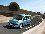 112 G DE CO2 / KM : RENAULT KANGOO RENFORCE SON LEADERSHIP POUR 2013